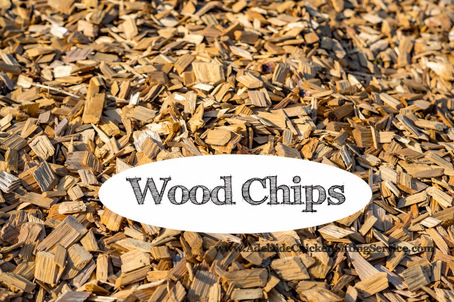Wood Chips Are Great On The Garden Path And In Around The Garden Beds By  Our Plants BECAUSE They Provide Good Drainage While Helping To Keep The  Weeds Down.